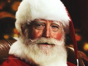 santa claus -hershel - the walking dead