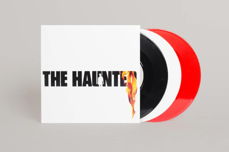 THE HAUNTED'S NEW TRACK LAUNCHES ONLINE