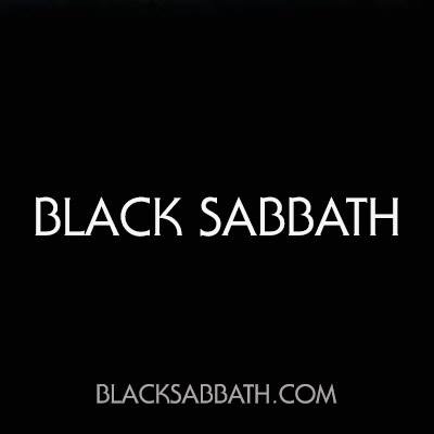 BLACK SABBATH STUDIO ALBUMS AVAILABLE ON ITUNES
