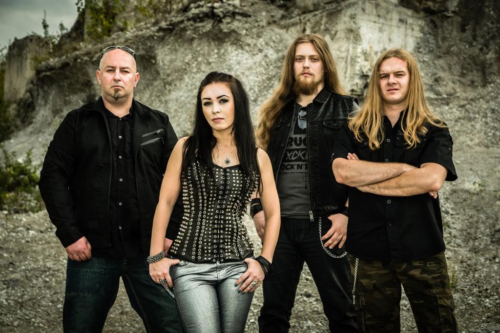 Crystal Viper - band - marta gabriel