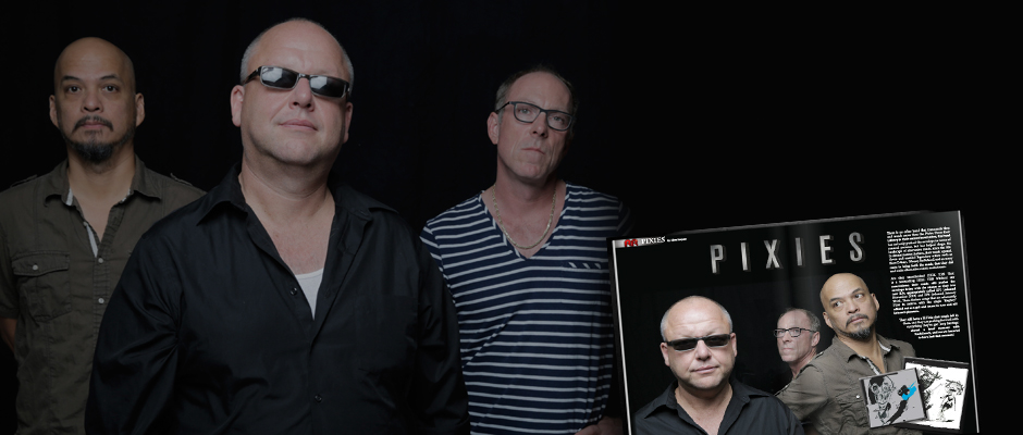 INTERVIEW: PIXIES – JOEY SANTIAGO