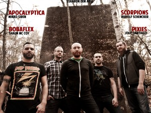 RockRevolt Magazine - Feb/March 2014 Killswitch Engage Cover