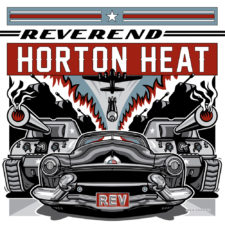 LIVE REVIEW: REVEREND HORTON HEAT