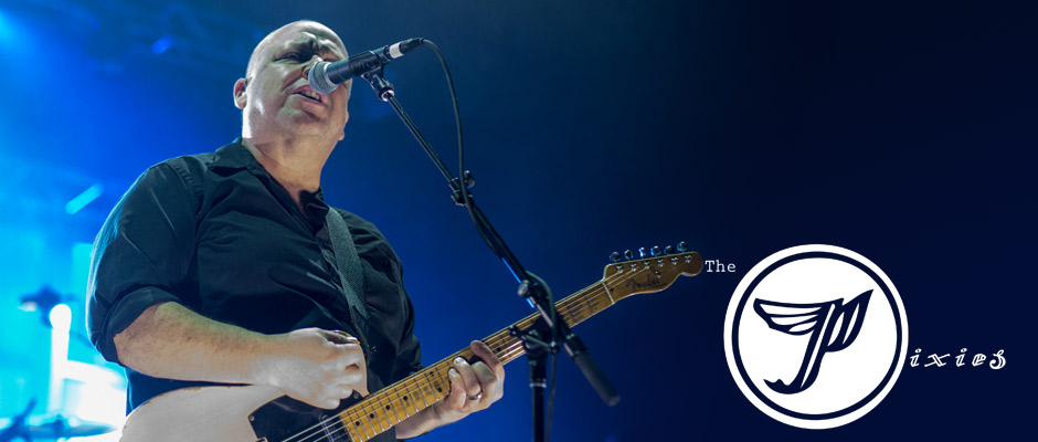 LIVE SHOW REVIEW: THE PIXIES