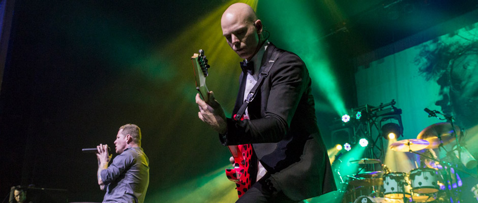 LIVE SHOW REVIEW: STONE SOUR