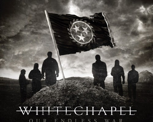 whitechapel.album.2014