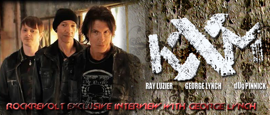 KXM - BANNER - GEORGE LYNCH