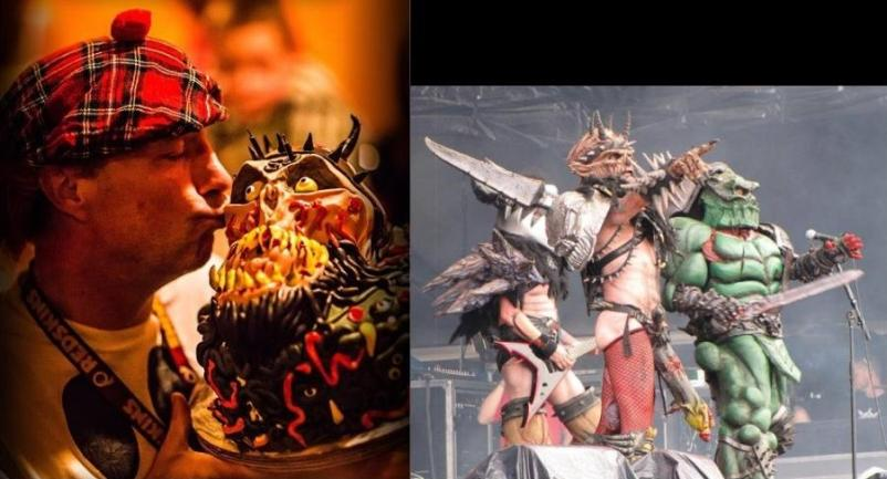 GWAR MANAGER'S STATEMENT ON DAVE BROCKIE (ODERUS URUNGUS) DEATH