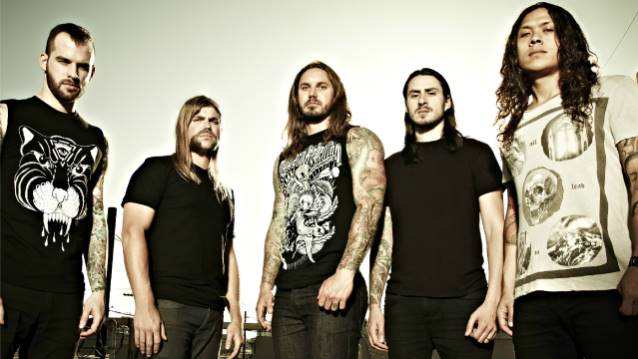 AS I LAY DYING ISSUE STATEMENT ABOUT BAND STATUS