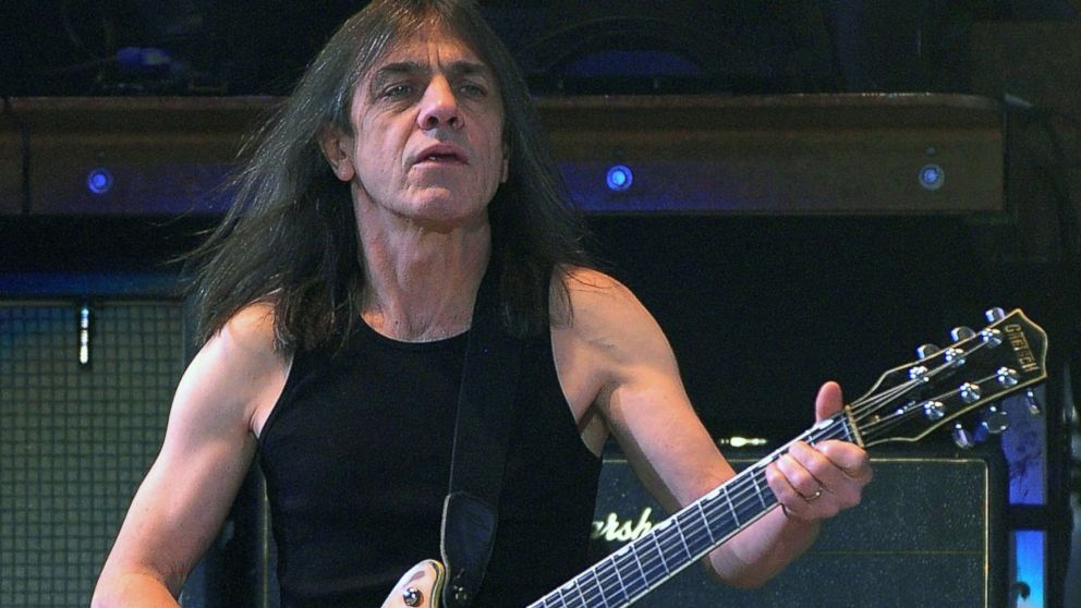 AC/DC ISSUE OFFICIAL STATEMENT ABOUT MALCOLM YOUNG'S HEALTH; DISPEL BREAKUP RUMORS