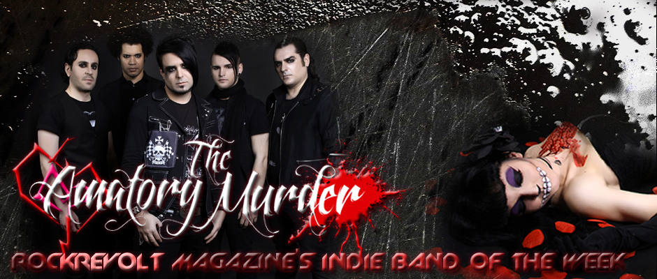 INDIE BAND OF THE WEEK: THE AMATORY MURDER