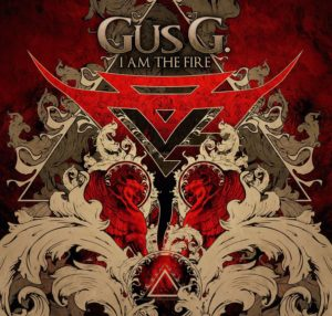 Gus G. - I am the Fire