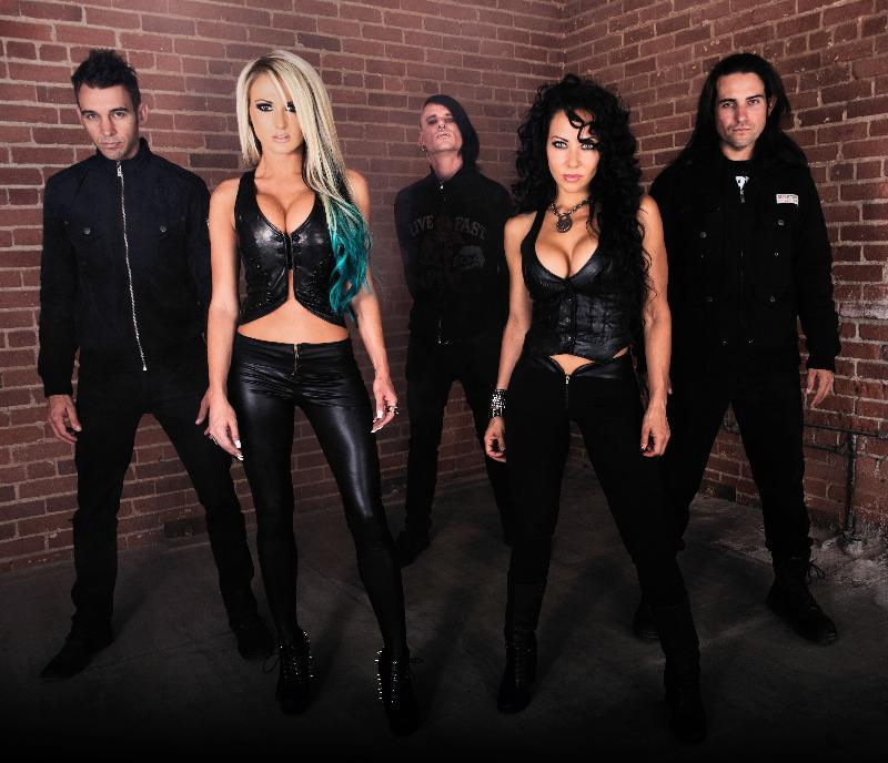 BUTCHER BABIES LIVE + LYRIC VIDEO