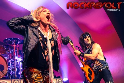 LIVE SHOW REVIEW:  STEEL PANTHER – Wichita, KS