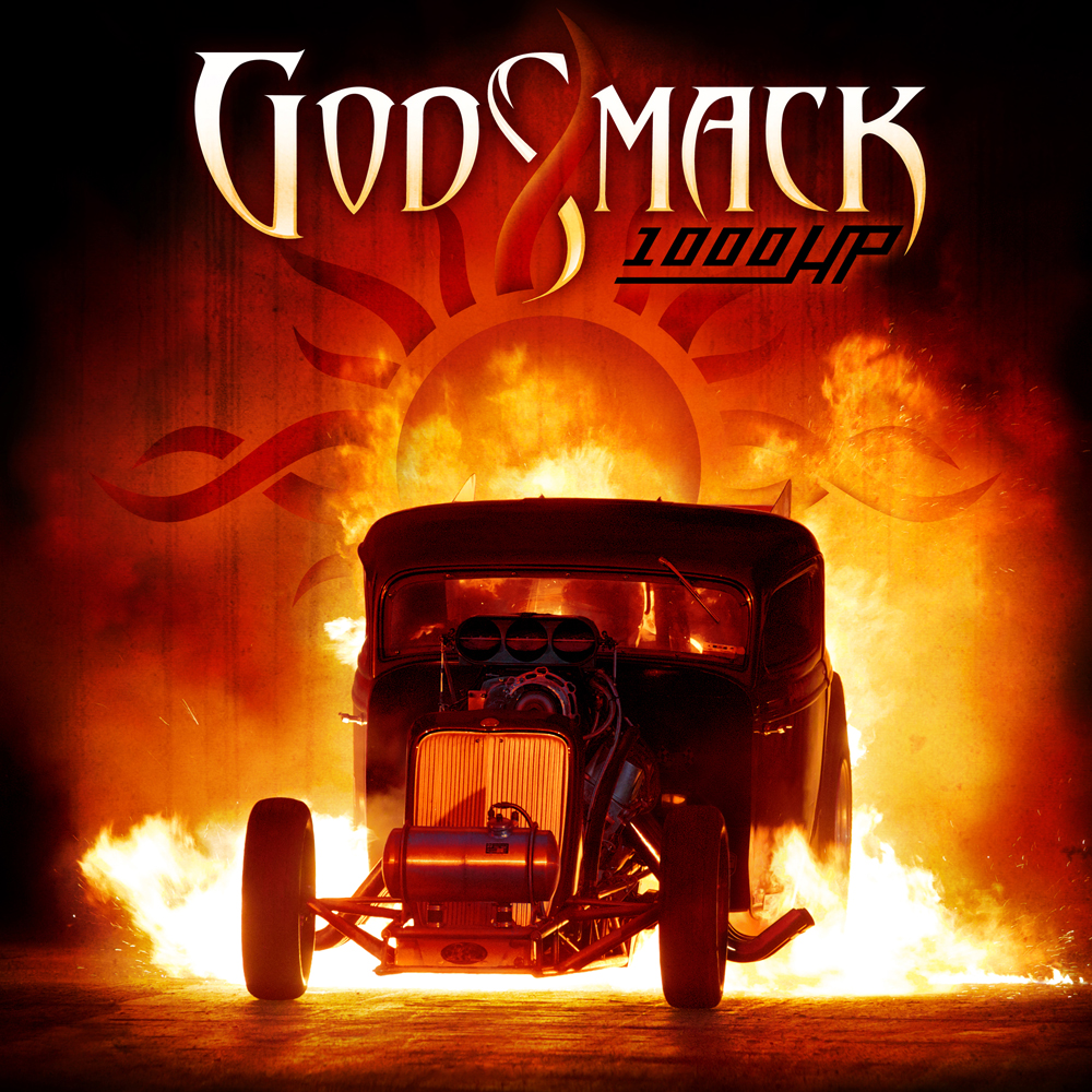 GODSMACK DEBUTS ALBUM ARTWORK FOR 1000hp