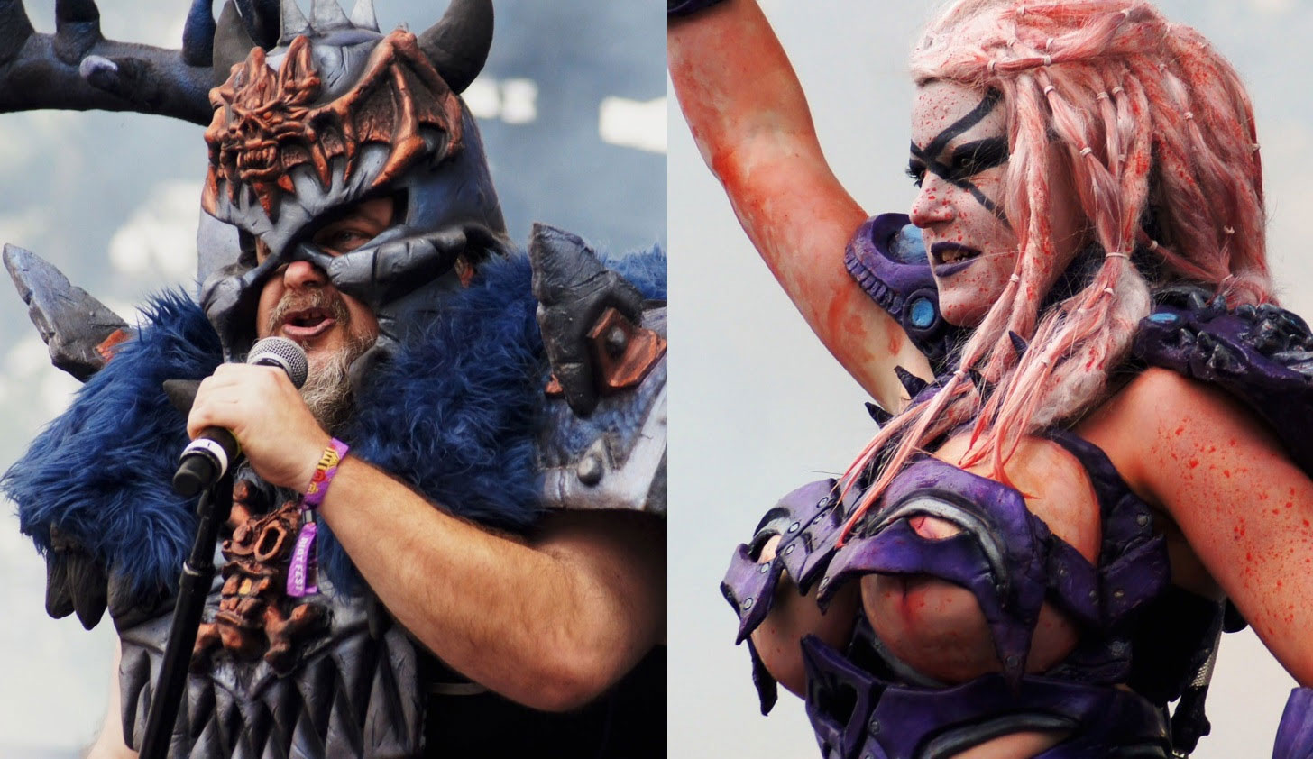 Two GWAR Members To Join Their Scumdog Brothers on the GWAR Eternal Tour this Fall!