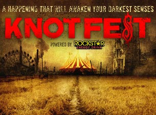 SLIPKNOT'S KNOTFEST: BAND PERFORMANCE TIMES REVEALED