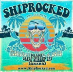 SHIPROCKED 2015 SAILS FROM MIAMI TO GREAT STIRRUP CAY IN THE BAHAMAS ONBOARD NORWEGIAN PEARL FEBRUARY 2-6, 2015