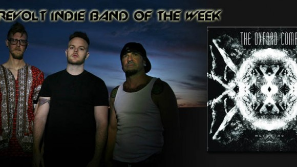 the oxford coma - banner - rockrevolt magazine indie band of the week