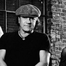 HAS AC/DC REPLACED DRUMMER PHIL RUDD?