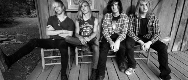 Zakk - Lead Vocals and Guitar Chris - Lead Guitar Matt - Bass Kevin - Drums