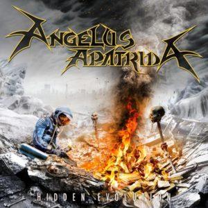 ANGELUS APATRIDA - hidden evolution - album