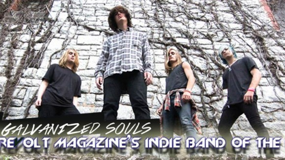 Galvanized-Souls-indie-band of the week - banner