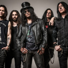 "NEWS: SLASH: FEATURING MYLES KENNEDY AND THE CONSPIRATORS:ANNOUNCE ""WORLD ON FIRE"" FALL NORTH AMERICAN TOUR"