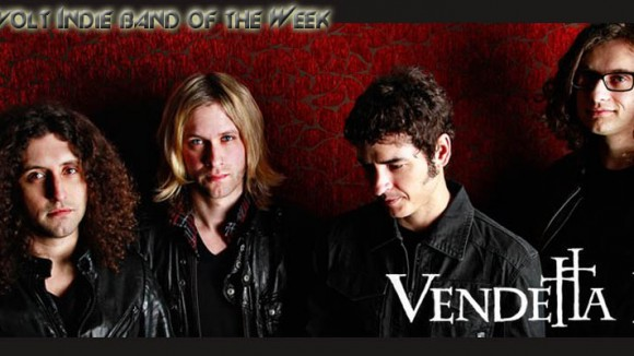 Vendetta Red - IBOTW - Indie Band of the Week - Banner