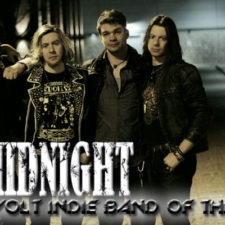 INDIE BAND OF THE WEEK: CRASH MIDNIGHT