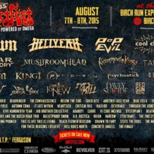 HELLYEAH Joins Down To Headline Dirt Fest 2015