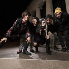 """City of the Weak Play """"The Blame Game"""" in New Music Video"""