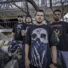 "Long Beach Vagrant Releases ""Within"" Lyric Video From Upcoming Album ""Death Be Thy Name"""