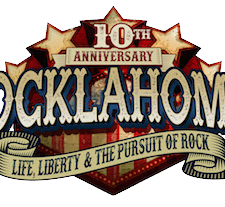 ROCKLAHOMA CELEBRATES ITS 10TH YEAR MAY 27-29 IN PRYOR, OK!