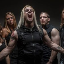 Crossing Rubicon (ex-All That Remains) Announces Release Date for Debut LP