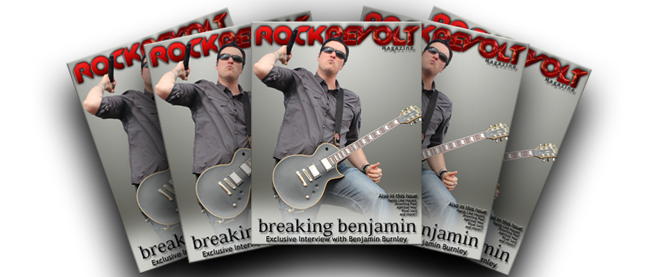 RockRevolt - Breaking Benjamin Issue - Banner