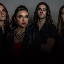 """Paralandra Share Lyric Video """"All Fall Down"""" From Debut EP"""