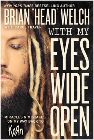 "Brian ""Head"" Welch - With My Eyes Wide Open"