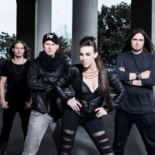 AMARANTHE ENTER STUDIO TO WORK ON FOLLOW UP TO MASSIVE ADDICTIVE