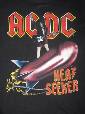 AC/DC - Heatseeker Lyrics | SongMeanings