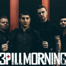 ALBUM REVIEW: 3 PILL MORNING - NEVER LOOK BACK