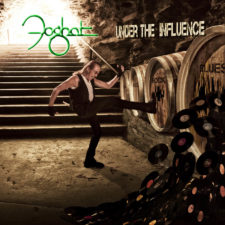 ALBUM REVIEW: Foghat – Under The Influence.