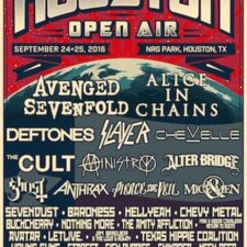 2016 – HOUSTON OPEN AIR