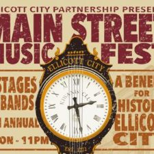 MAIN STREET MUSIC FEST: The Mid-Atlantic's Biggest Indie Music Festival