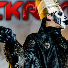 LIVE SHOW REVIEW, PHOTOS: GHOST
