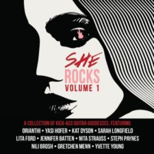 ALBUM REVIEW - She Rocks Volume 1
