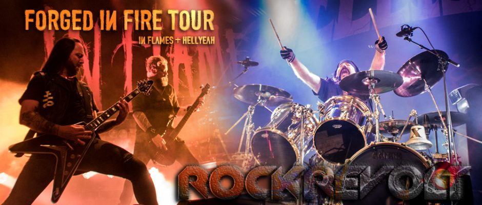 FORGED IN FIRE TOUR