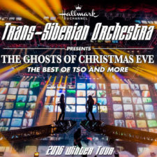 Trans-Siberian Orchestra 2016 Winter Tour – The Ghosts of Christmas Eve