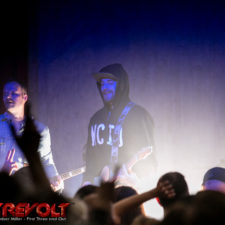 Highly Suspect plays a sold out show at the recordBar in Kansas City, MO