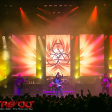 Coheed and Cambria bring the NEVERENDER GRAIBSIV Tour through Kansas City